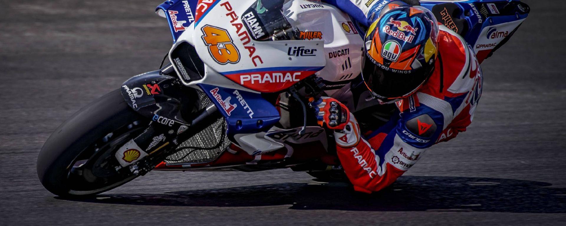 MotoGP Argentina 2018: Jack Miller in pole davanti a Pedrosa e Zarcò