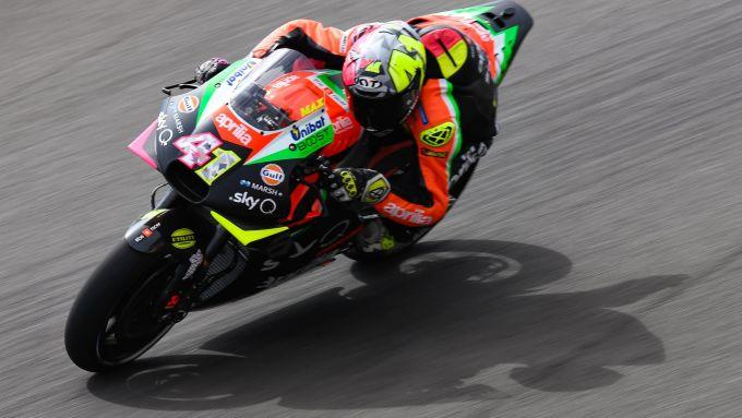 MotoGP Argentina 2019, Aleix Espargaro (Aprilia)