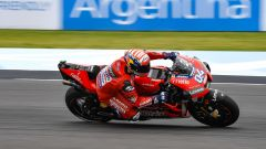 MotoGP Argentina 2019, prove libere, Andrea Dovizioso (Ducati)