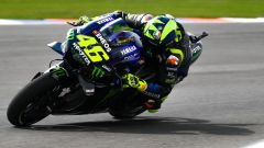 MotoGP Argentina 2019, prove libere: Valentino Rossi (Yamaha)