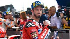MotoGP Argentina 2019, qualifiche, Andrea Dovizioso (Ducati)