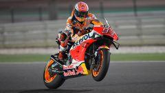 MotoGP Argentina: FP1 a Marquez, ma è ancora polemica aletta