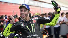 """MotoGP Argentina: Rossi: """"Ah, non ho vinto?"""" - Immagine: 1"""