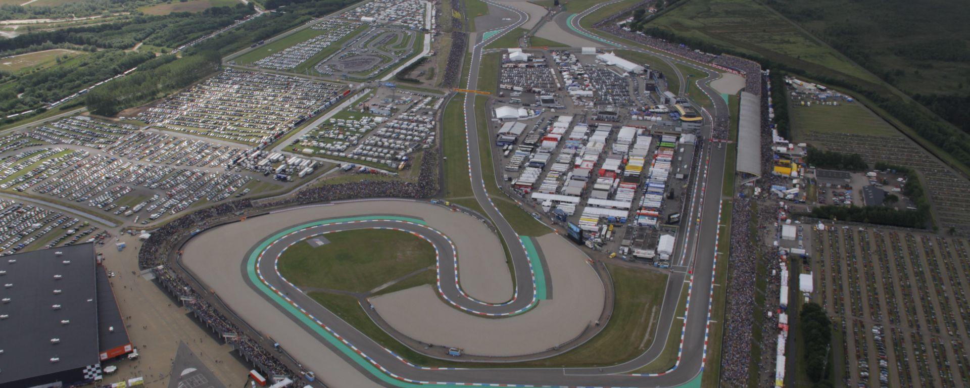 MotoGP Assen 2016: gli orari della diretta in TV del GP d'Olanda