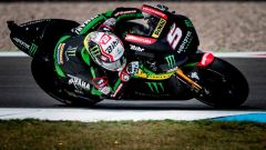 MotoGP Assen 2017: Johann Zarcò prima pole in MotoGP davanti a Marquez e Danilo Petrucci. valentino rossi quarto, lorenzo ultima fila