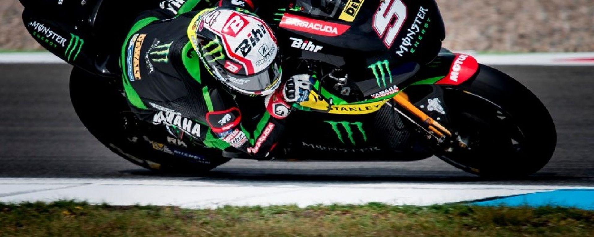 MotoGP Assen 2017: Johann Zarcò sigla la sua prima pole in MotoGP davanti a Marc Marquez e Danilo Petrucci