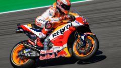 MotoGP Assen 2018, Marc Marquez in azione