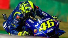 MotoGP Assen 2018, Valentino Rossi in azione