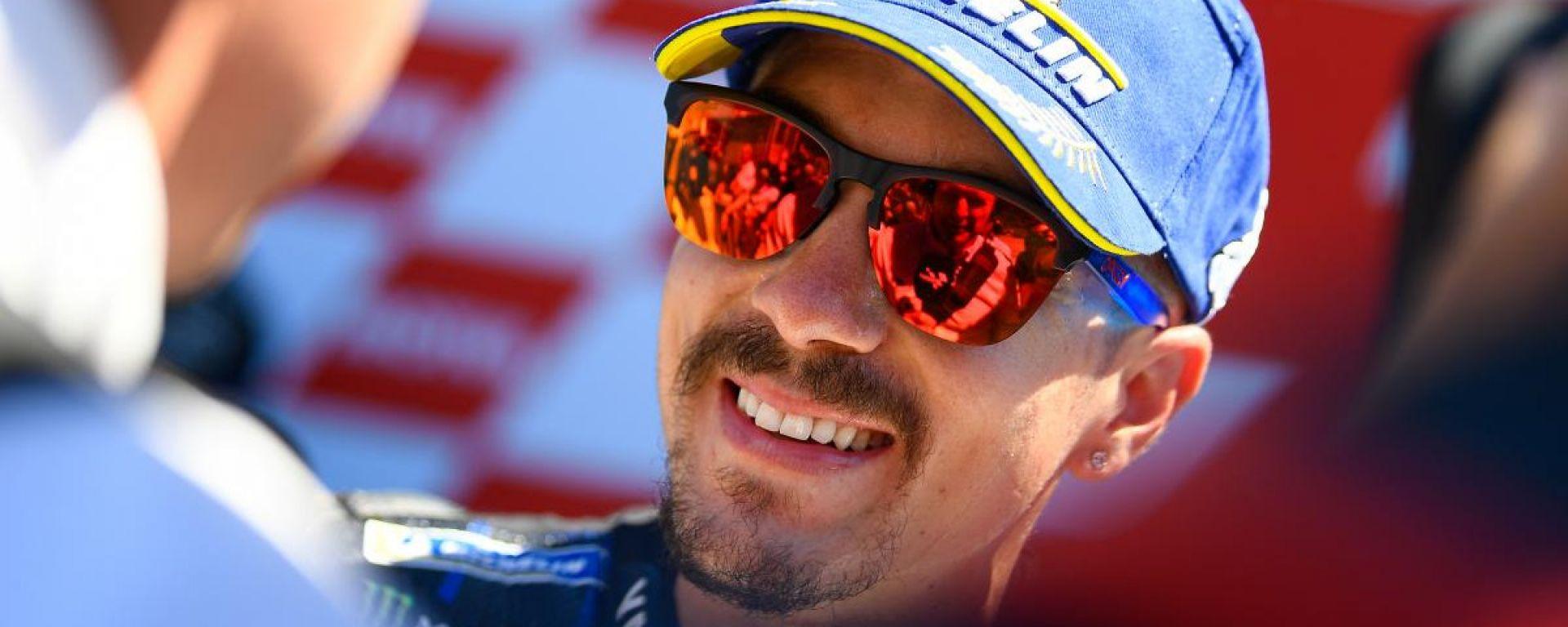 """MotoGP Assen 2019, Vinales raggiante: """"Un sogno ad occhi aperti"""""""