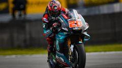 MotoGP Assen, Quartararo in pole davanti a Vinales. 14° Rossi - Immagine: 1
