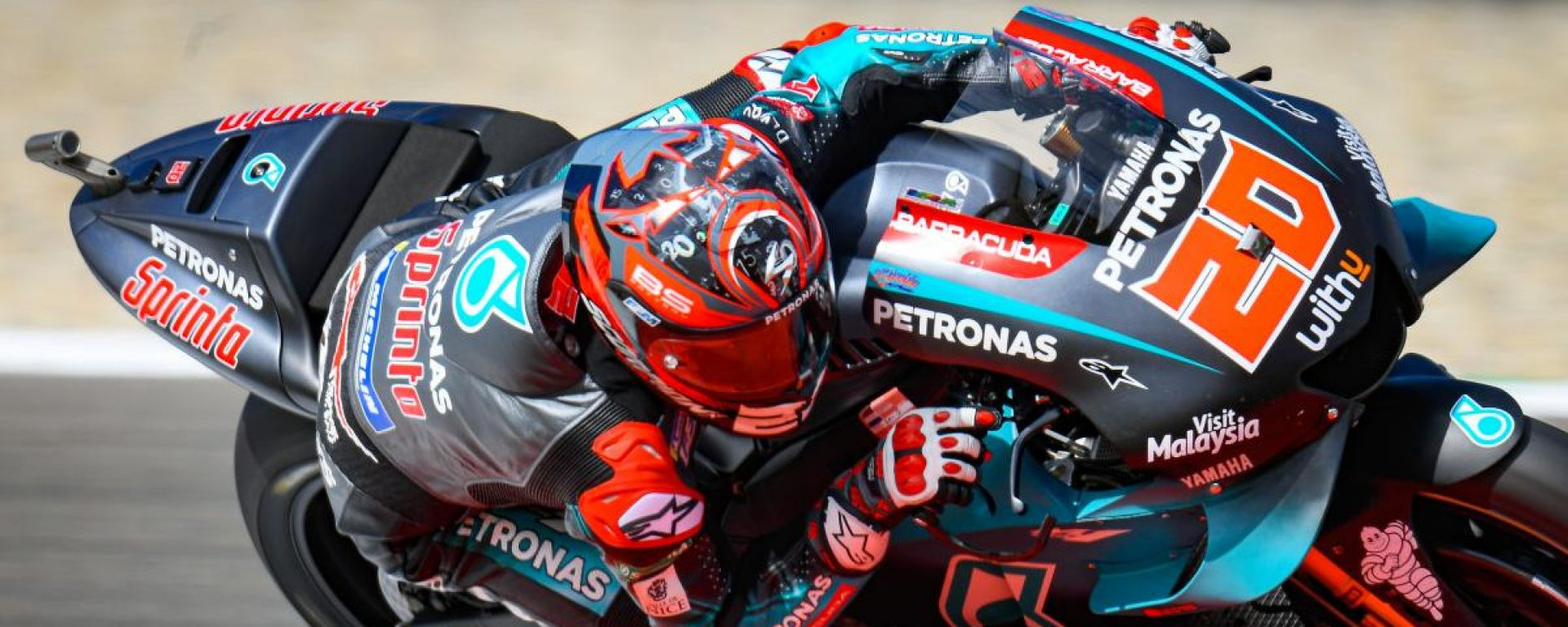 "MotoGP Assen, Quartararo: ""Questa pole è mitica"""