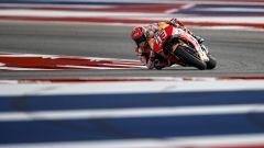 MotoGP Austin 2017: Marc Marquez in pole davanti alle due Yamaha di Maverick Vinales e Valentino Rossi - Immagine: 1