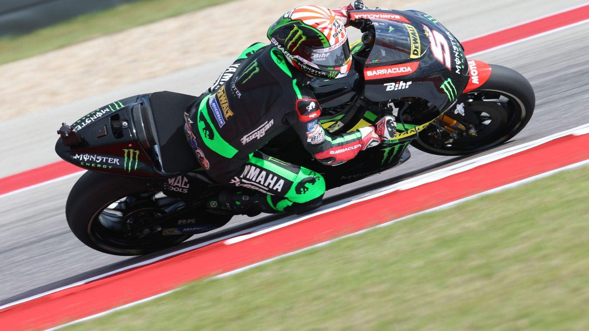 MotoGP 2017: MotoGP Austin 2017: Marc Marquez in pole davanti alle due Yamaha di Maverick ...