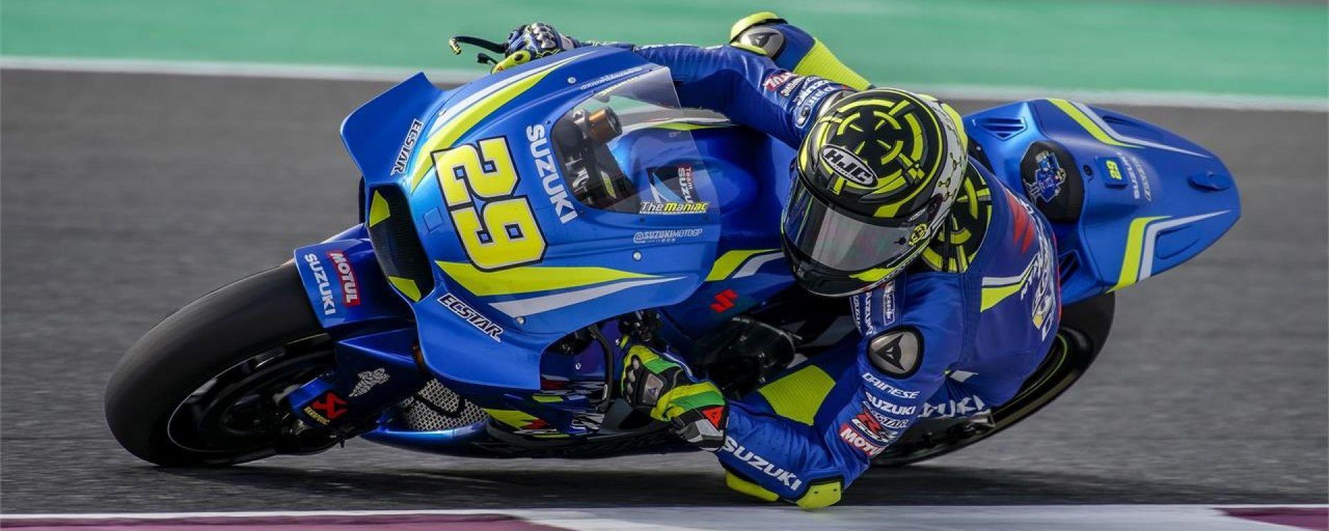MotoGP Austin 2018, Andrea Iannone