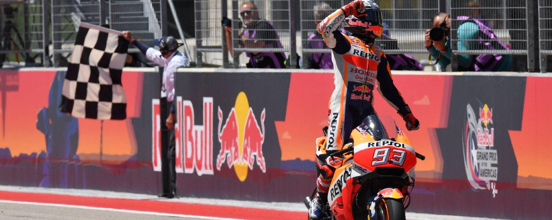 MotoGP Austin 2018: le pagelle del Texas