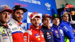 MotoGP Australia 2017: la conferenza stampa del giovedì - Immagine: 1