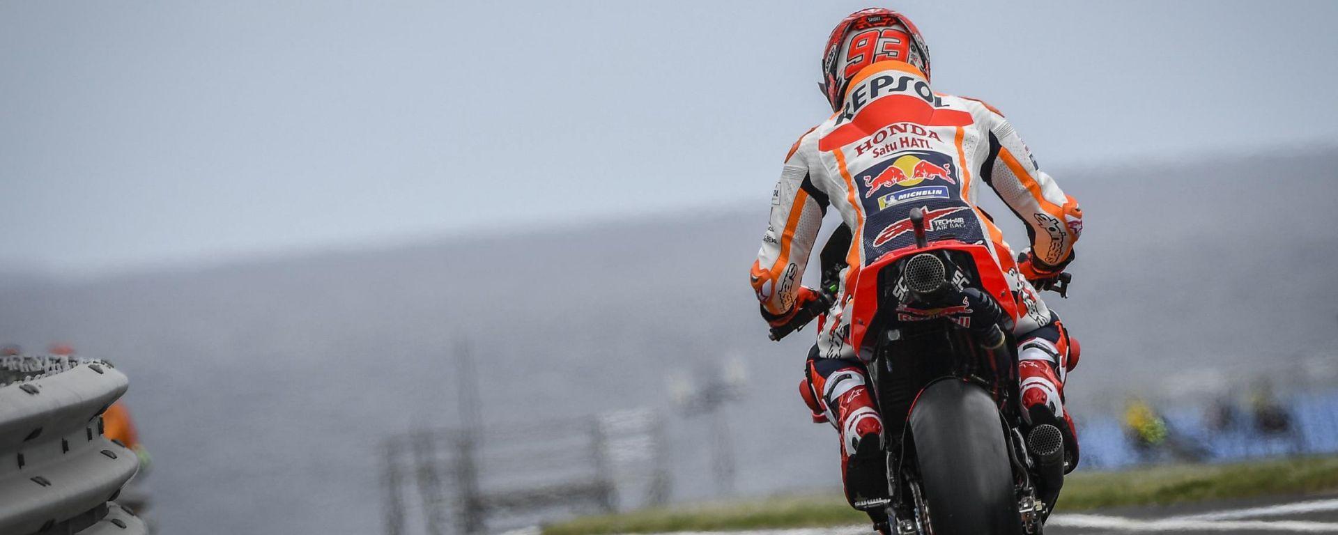 MotoGP Australia 2018, Phillip Island: Marc Marquez (Honda)