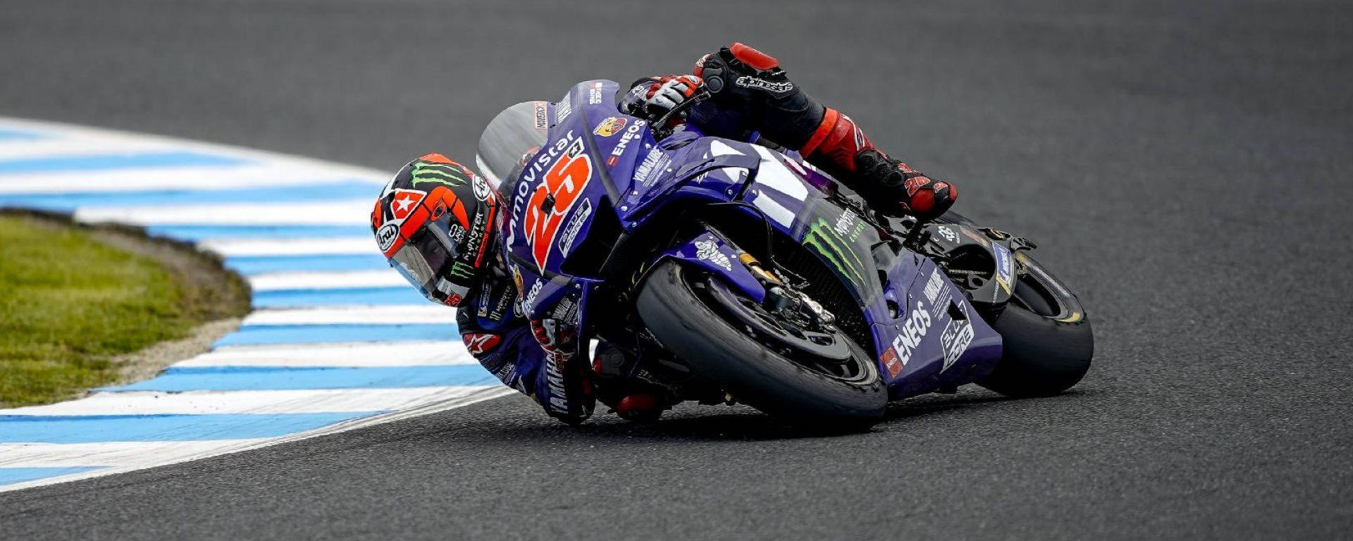 MotoGP Australia 2018: Vinales vince davanti a Iannone e Dovizioso