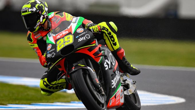 MotoGP Australia 2019, Phillip Island: Andrea Iannone (Aprilia)