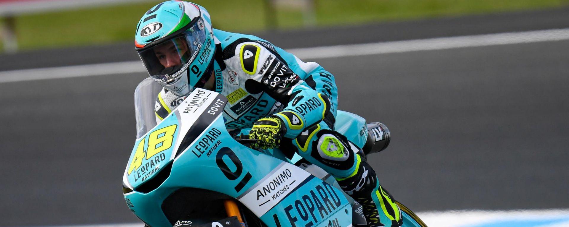 MotoGP Australia 2019, Phillip Island: Lorenzo Dalla Porta (Honda)