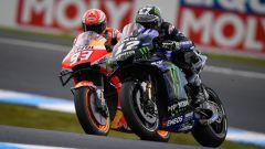 MotoGP Australia 2019, Phillip Island: Marc Marquez (Honda), Maverick Vinales (Yamaha)