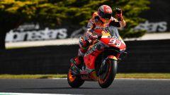 MotoGP Phillip Island: Marquez imperiale, Vinales cade