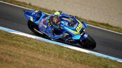 MotoGP Australia: Iannone il più veloce Venerdì, Dovizioso davanti a Rossi