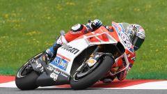 MotoGP Austria 2017, Andrea Dovizioso in azione