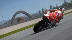 MotoGP Austria 2017, in sella alla Ducati Desmosedici