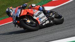 MotoGP Austria 2018: Dovizioso il più veloce delle libere, Rossi in difficoltà