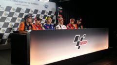 MotoGP Austria 2018, Spielberg: le parole della vigilia di Rossi, Marquez, Dovizioso e Lorenzo