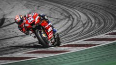 MotoGP Austria 2019, Andrea Dovizioso (Ducati) in azione 'sul feudo Ducati' a Spielberg