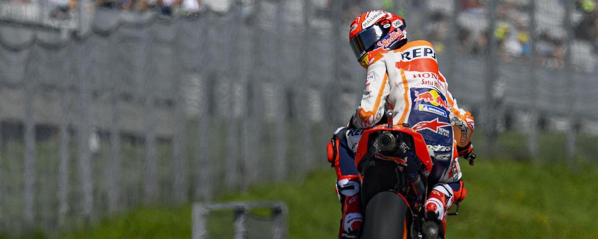 MotoGP Austria 2019, Marc Marquez (Honda)