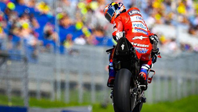 MotoGP Austria 2019, Spielberg: Andrea Dovizioso (Ducati), il più rapido al termine delle FP1
