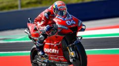 MotoGP Austria 2019, Spielberg: Andrea Dovizioso (Ducati) in pista