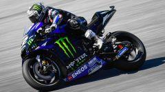MotoGP Austria 2019, Spielberg: Maverick Vinales (Yamaha) sulla pista austriaca