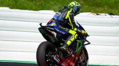 MotoGP Austria 2019, Spielberg: Valentino Rossi (Yamaha) al Red Bull Ring