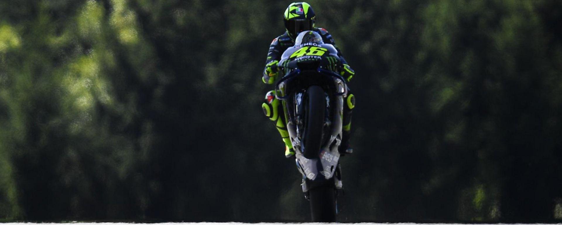 MotoGP Austria 2019, Valentino Rossi (Yamaha) in Austria