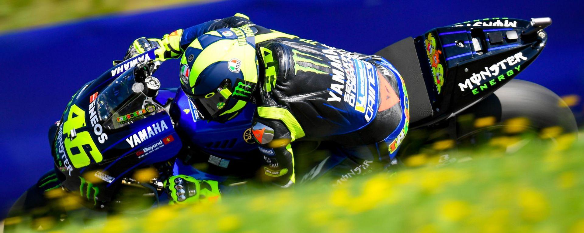 MotoGP Austria 2019, Valentino Rossi (Yamaha)
