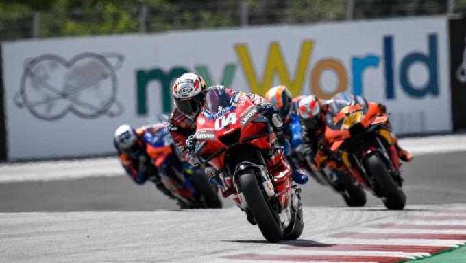 MotoGP Austria 2020, Spielberg: Andrea Dovizioso (Ducati)