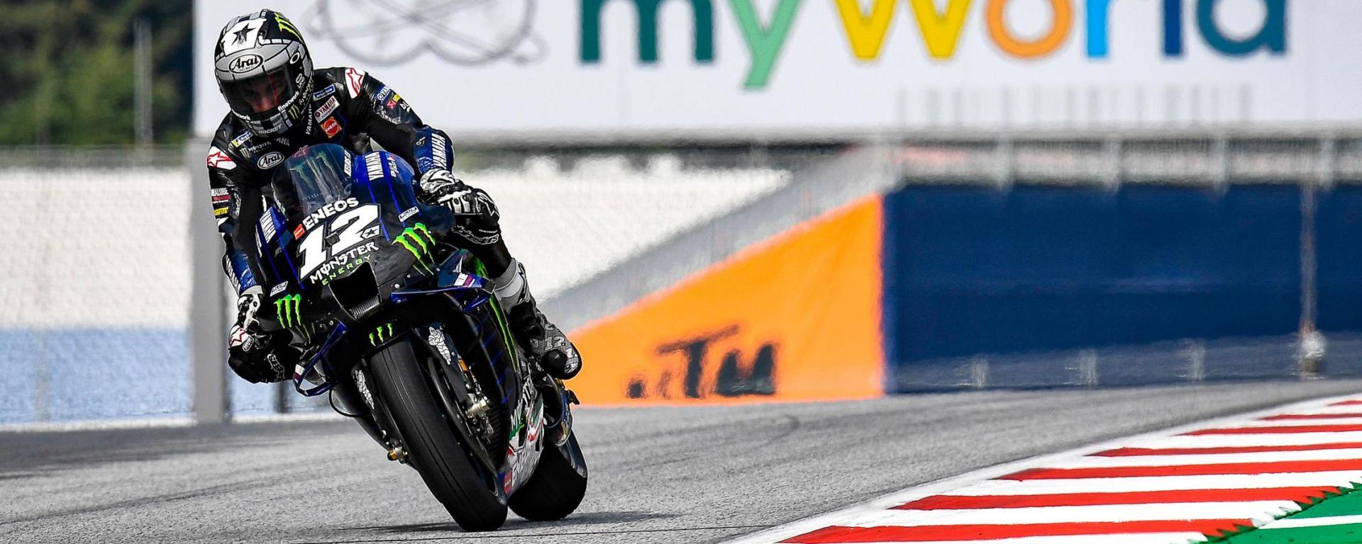 MotoGP Austria 2020, Spielberg: Maverick Vinales (Yamaha)