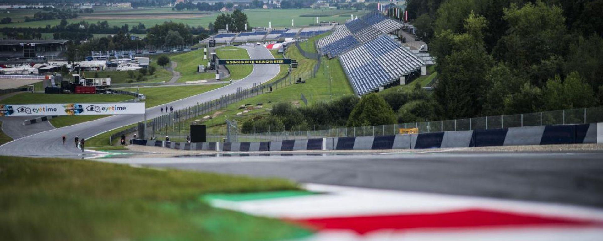Tutte le info sul MotoGP Austria 2020: orari, meteo, risultati