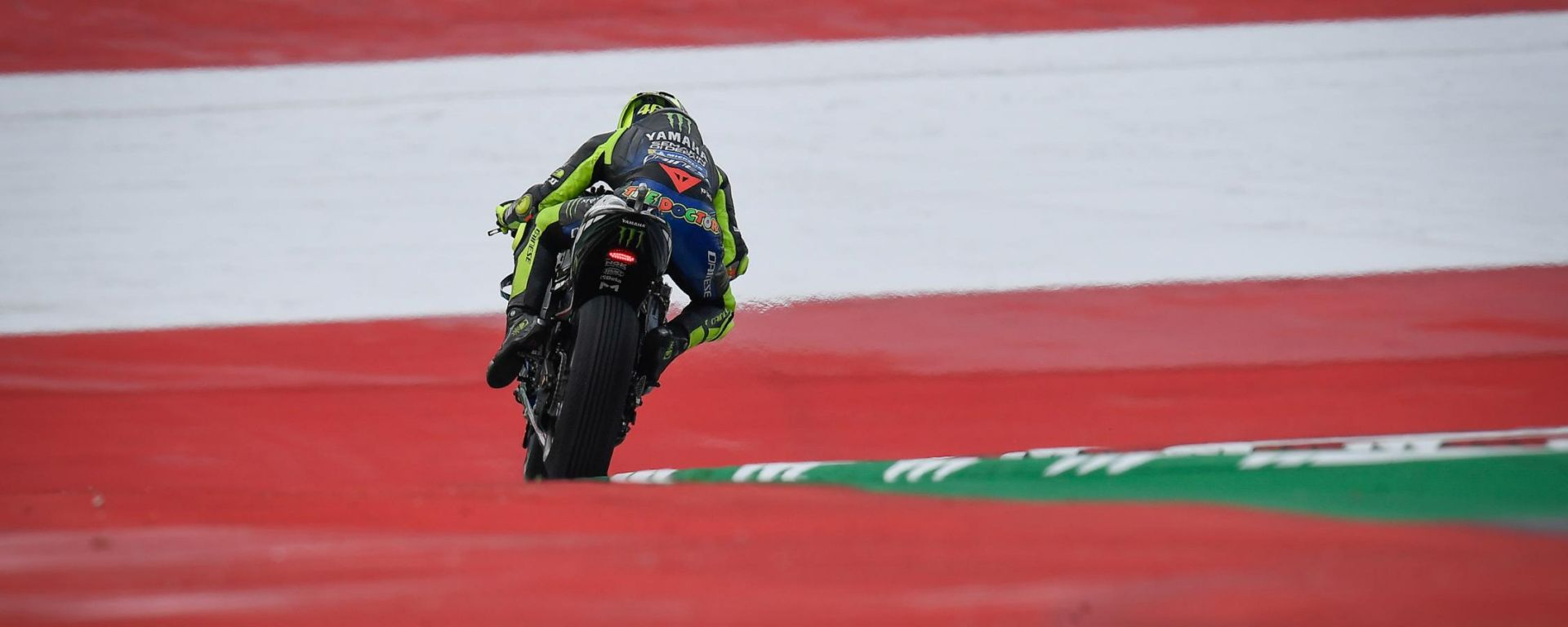 MotoGP Austria 2020, Spielberg: Valentino Rossi (Yamaha)