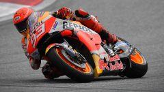 MotoGP Aragona 2021, FP1: Marquez stacca tutti di un secondo!