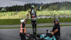 Valentino Rossi, il lungo addio