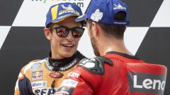 "MotoGP Austria 2019, Marquez 2°: ""Dovizioso straordinario"" - Immagine: 1"