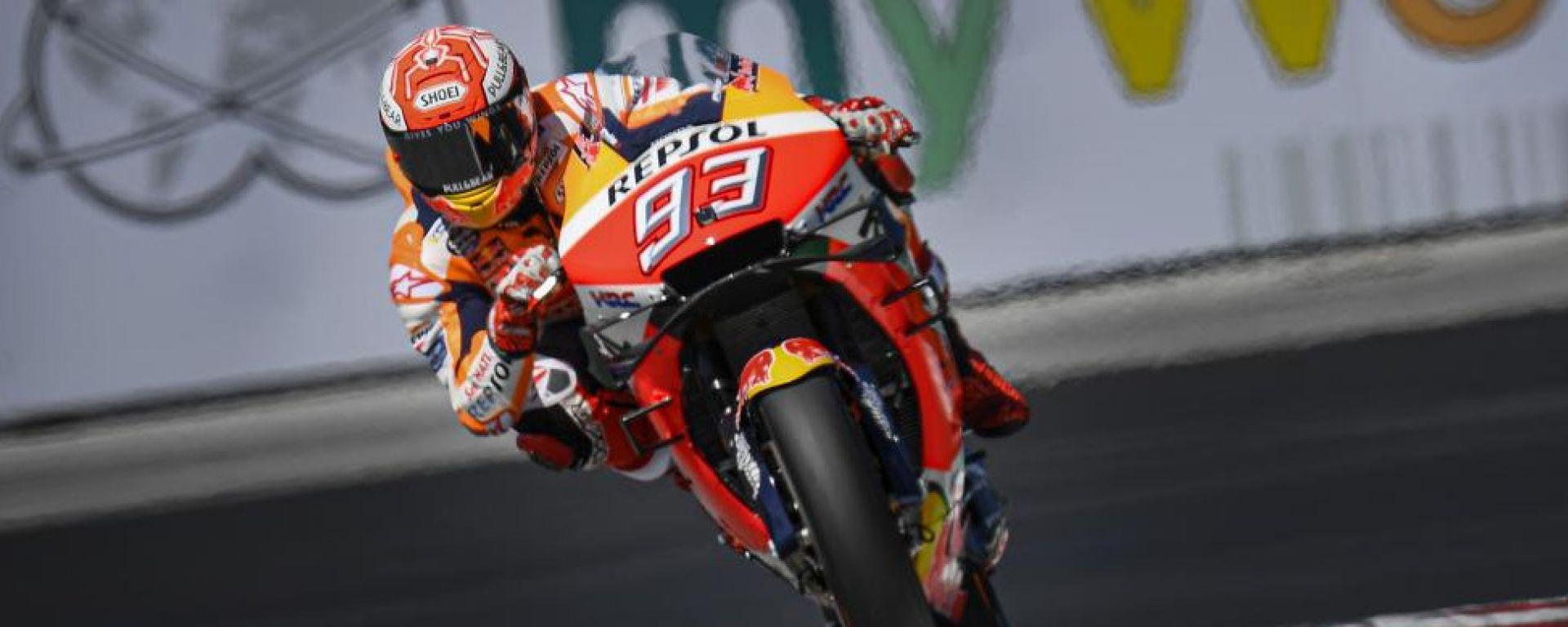 "MotoGP Austria 2019, Marquez: ""Contento, ma la gara è lunga"""