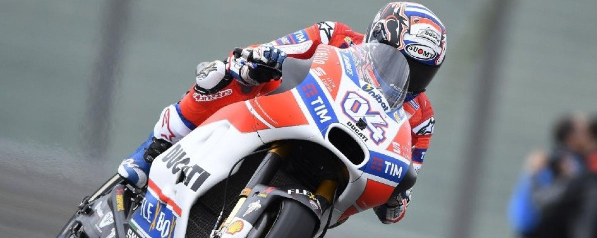 MotoGP Brno 2017, Andrea Dovizioso