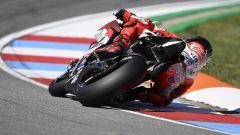 MotoGP Brno 2017, Jorge Lorenzo in piega