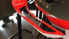 MotoGP Brno 2017, la nuova carena della Ducati Desmosedici GP17 (2)